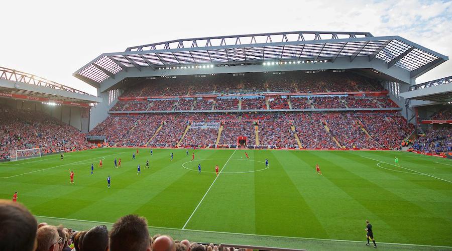 Liverpool tutti i dettagli sulla nuova main stand di for Nuova architettura in inghilterra