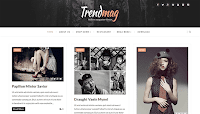 Download Theme Themexpose Premium Trendmag - Clean & Responsive Blogger Blogspot Template Gratis Responsive | Seo Friendly | Keren