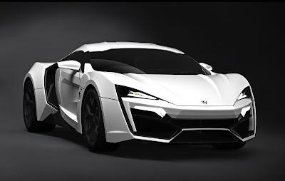 w motors lykan hypersport, en hızlı arabalar
