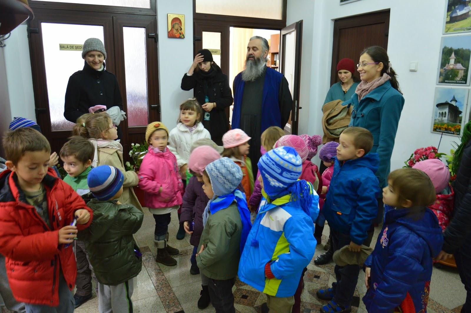 """Gradinita """"Sfantul Stelian"""", Seminarul Teologic, Centrul Eparhial, Cluj-Napoca"""