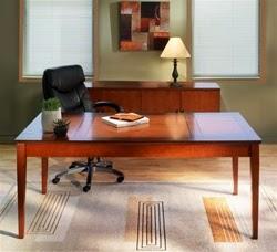 Mayline Table Desk STD72