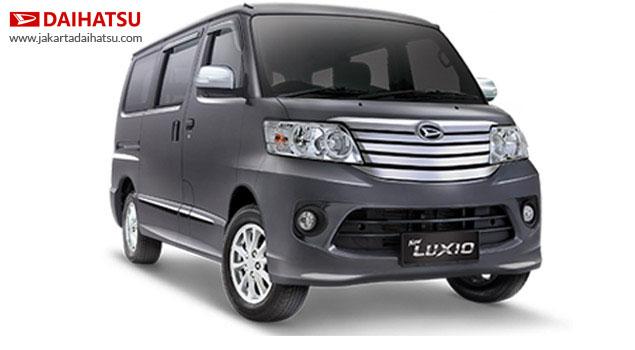 Harga Mobil Dailatsu Luxio Bulan November 2016