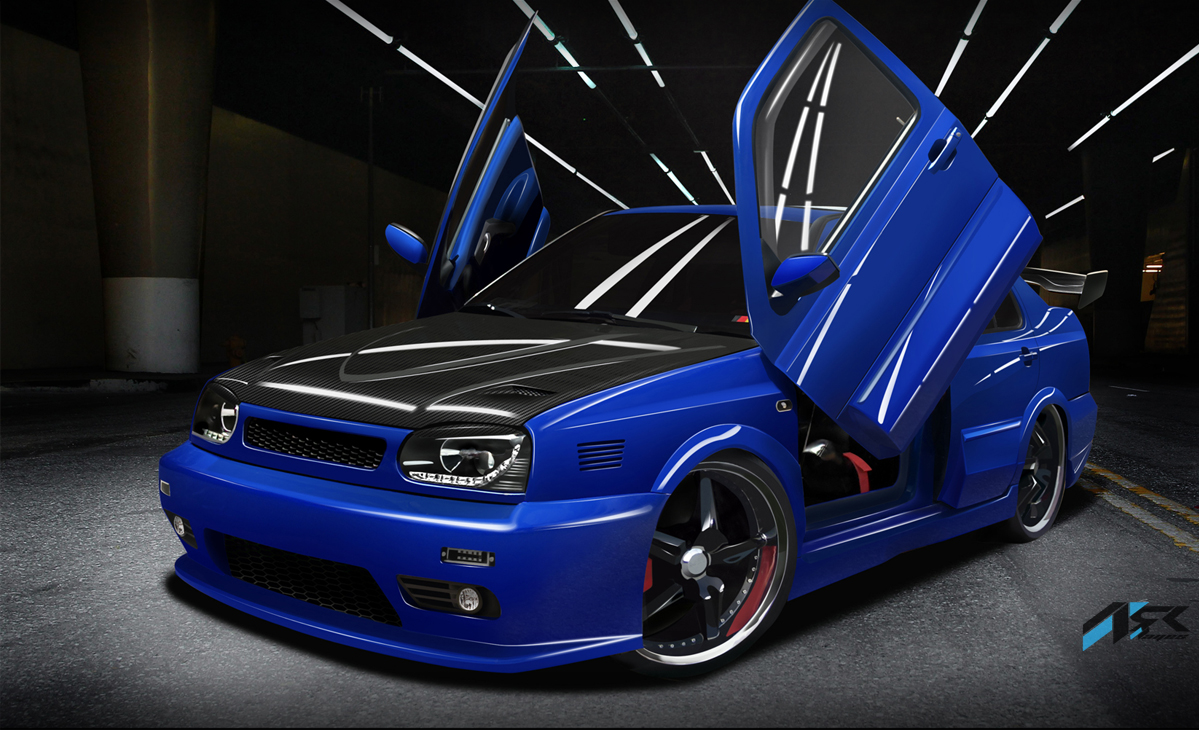 Vw Jetta Mk Tuning Car By Ark Llanes on Pictures Of 1994 Mitsubishi Autos