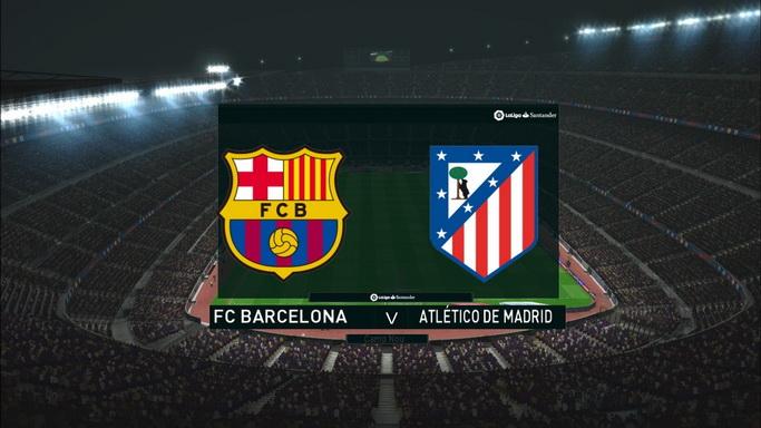 PES 2017 La Liga Santander 2016-17 Scoreboard Lig TV 2 HD Logo by abdul11akbel