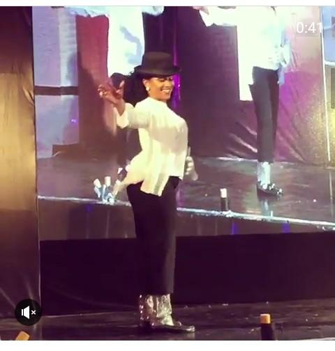 Stella Dimoko Korkus.com: Ifeoma Williams Michael Jackson