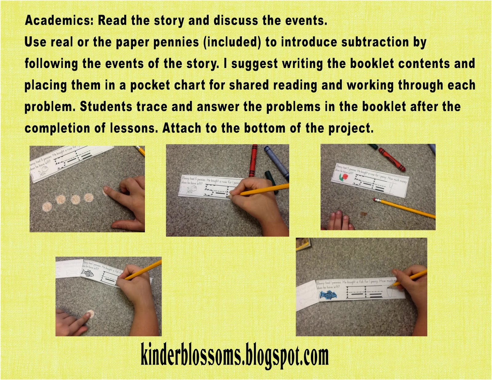 Christina S Kinder Blossoms Benny S Pennies Project