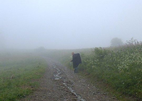 We mgle na Lubań.