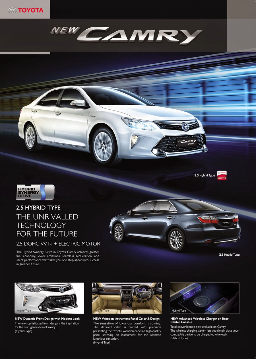 brosur new-camry 2015