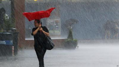 Curah Hujan Makin Tinggi,Ini Zona Merah Potensi Longsor