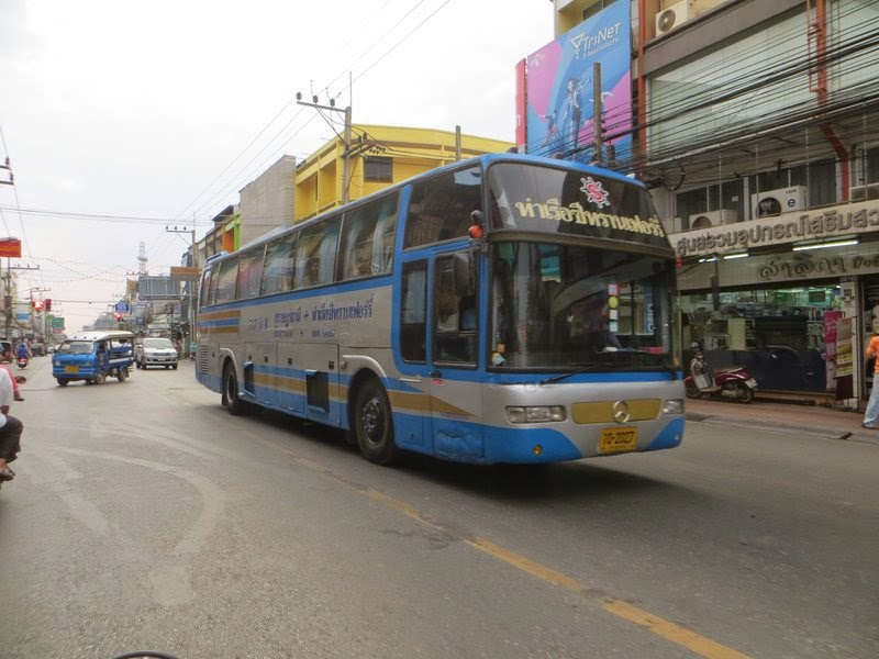 Автобус Таиланд
