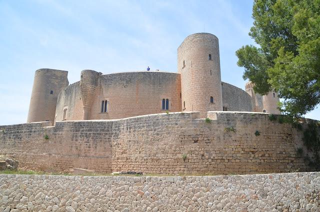 Castell de Bellver, Palma de Mallorca.
