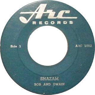 Bob And Dwain - Shazam - Clementine