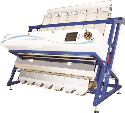 RD Series CCD Rice Color Sorter