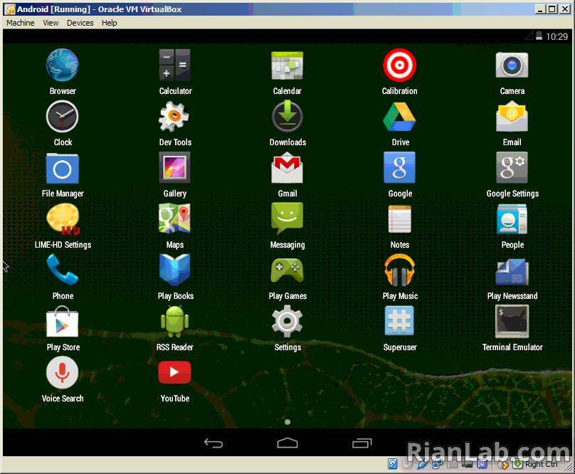 Cara Install Android KitKat 4.4 (x86) Di Virtualbox ...
