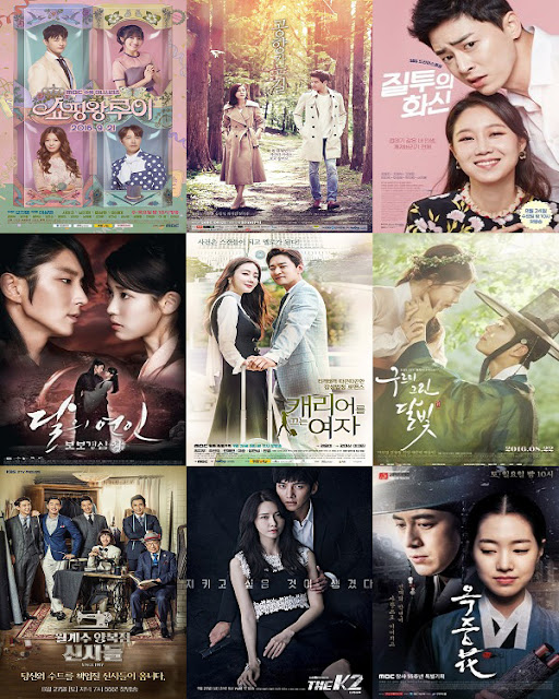 Tanggal 3-9 Oktober 2016 Rating Pemirsa Drama Korea