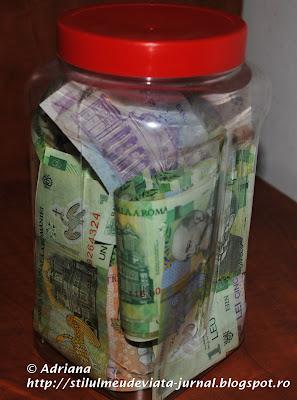 economisesc 1 RON pe zi