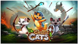 Castle Cats Mod Apk v2.2.3 Unlimited Money Free for android
