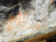 Heboh, Ada Lukisan Alien Dan UFO Berumur 10.000 Tahun