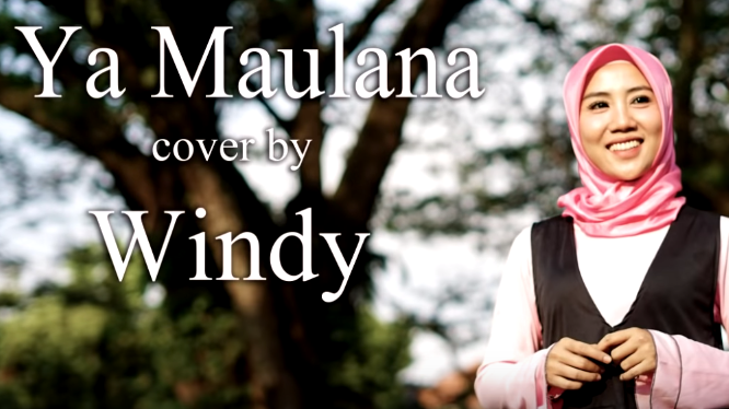 Download Lagu Windy - Ya Maulana Mp3 (5,55MB),Windy, Lagu Religi, Lagu Sholawat, Lagu Cover, 2018
