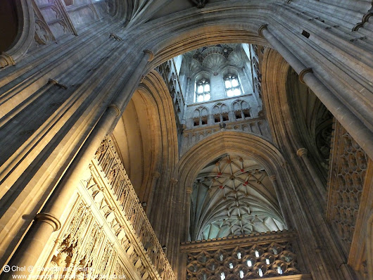 Tales of Kent (Part 1 - Canterbury Cathedral)