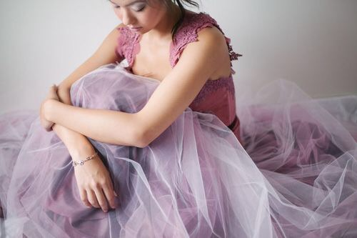 tulle skirt | Images of inspiration in Lavender, Lilac and Mauve