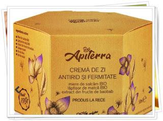 pareri forumuri crema apittera antirid si fermitate cu laptisor de matca