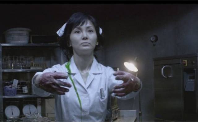 Film Horor Jepang - Infection
