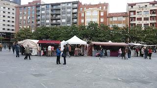 XI Feria de Artesanía y Gastronomía Barakaldo CF