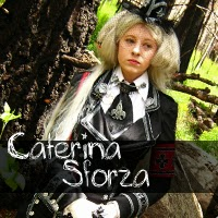 http://albinoshadowcosplay.blogspot.com/2013/10/caterina-sforza-rosencreutz-orden-photo.html
