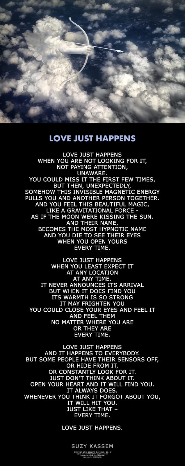 Love Poetry - Love Poems Suzy Kassem