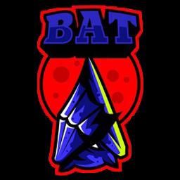 logo kelelawar hd