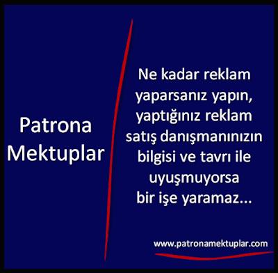 SATIŞ DANIŞMANI