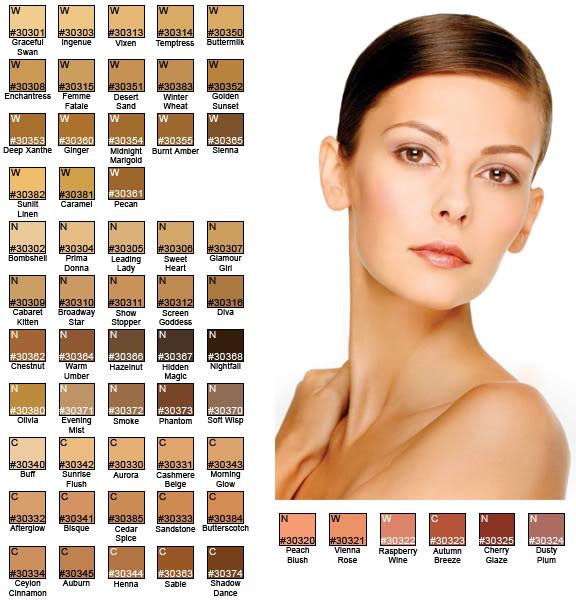 beauty class foundation ep 1 shade   blushoff