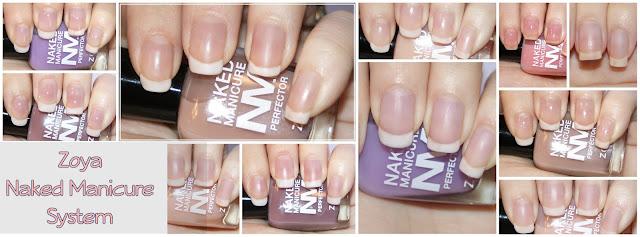 Princess Polish Swatch And Review Zoya Naked Manicure System
