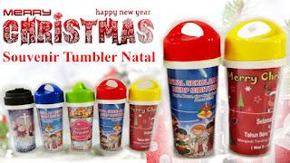 Souvenir Tumbler Natal