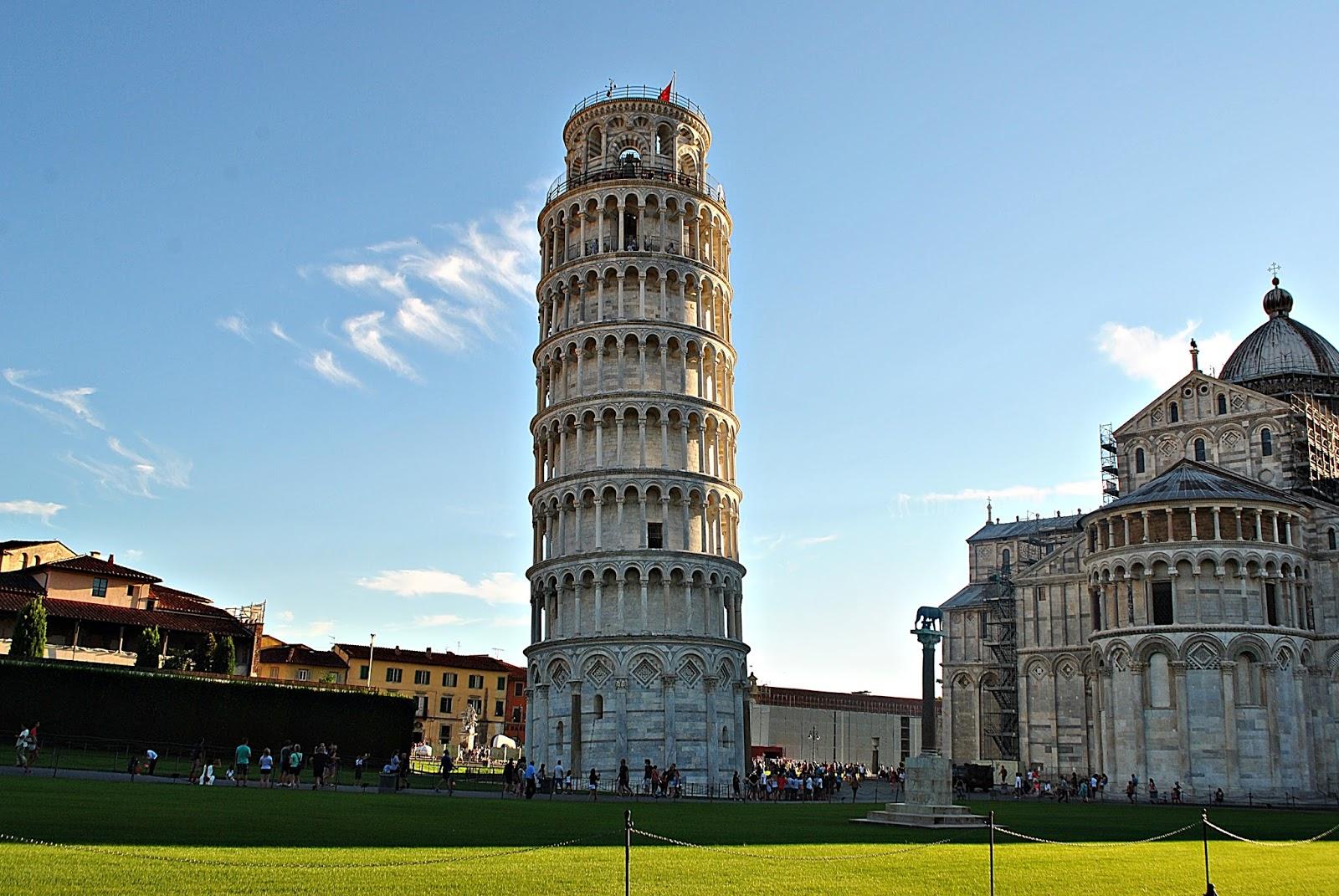 Pomysł na weekend - wypad do Włoch - Piza