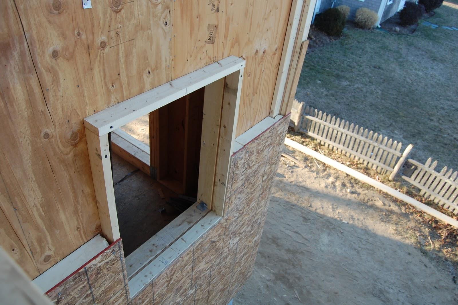 Net Zero Energy Cape Cod: Exterior Rigid Insulation Install