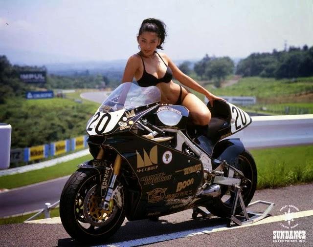 Attitude Girl Hd Wallpaper Mercenary Garage Over Racing Harley Davidson