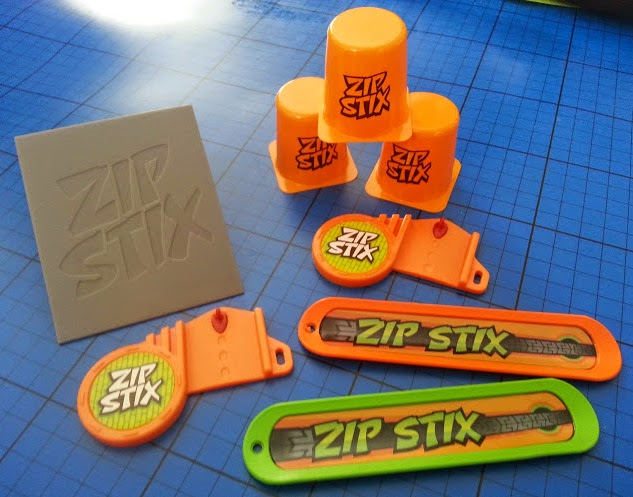 Zip Stix Stunt Pack Review  pack contents ramps and cones
