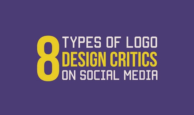 8 Types Of Logo Design Critics On Social Media