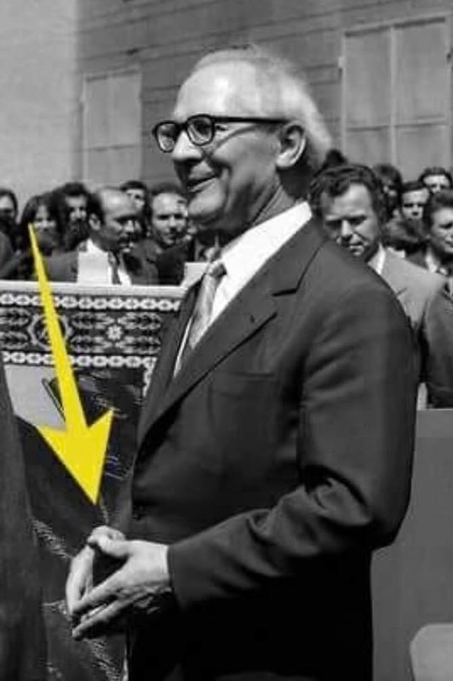 Honecker Raute
