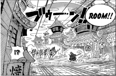 One Piece Chapter 918 Review Indonesia Halaman 2