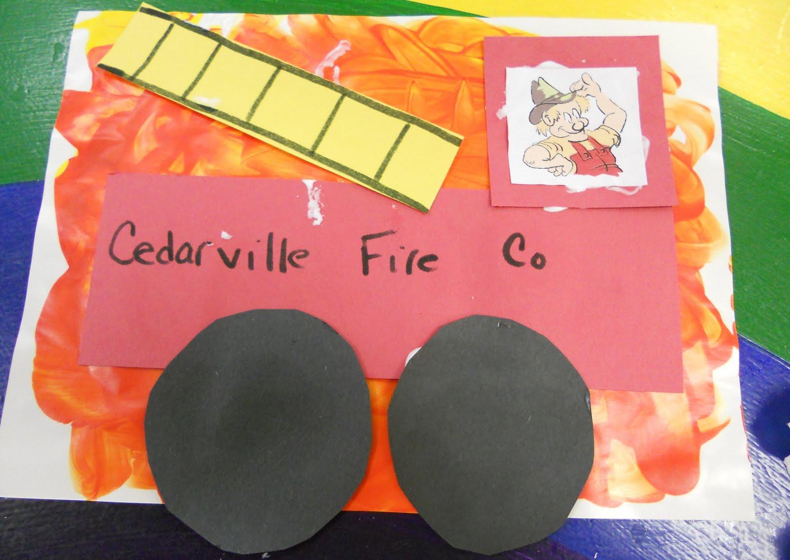 Mrs Jackson S Class Website Blog Fire Safety Week