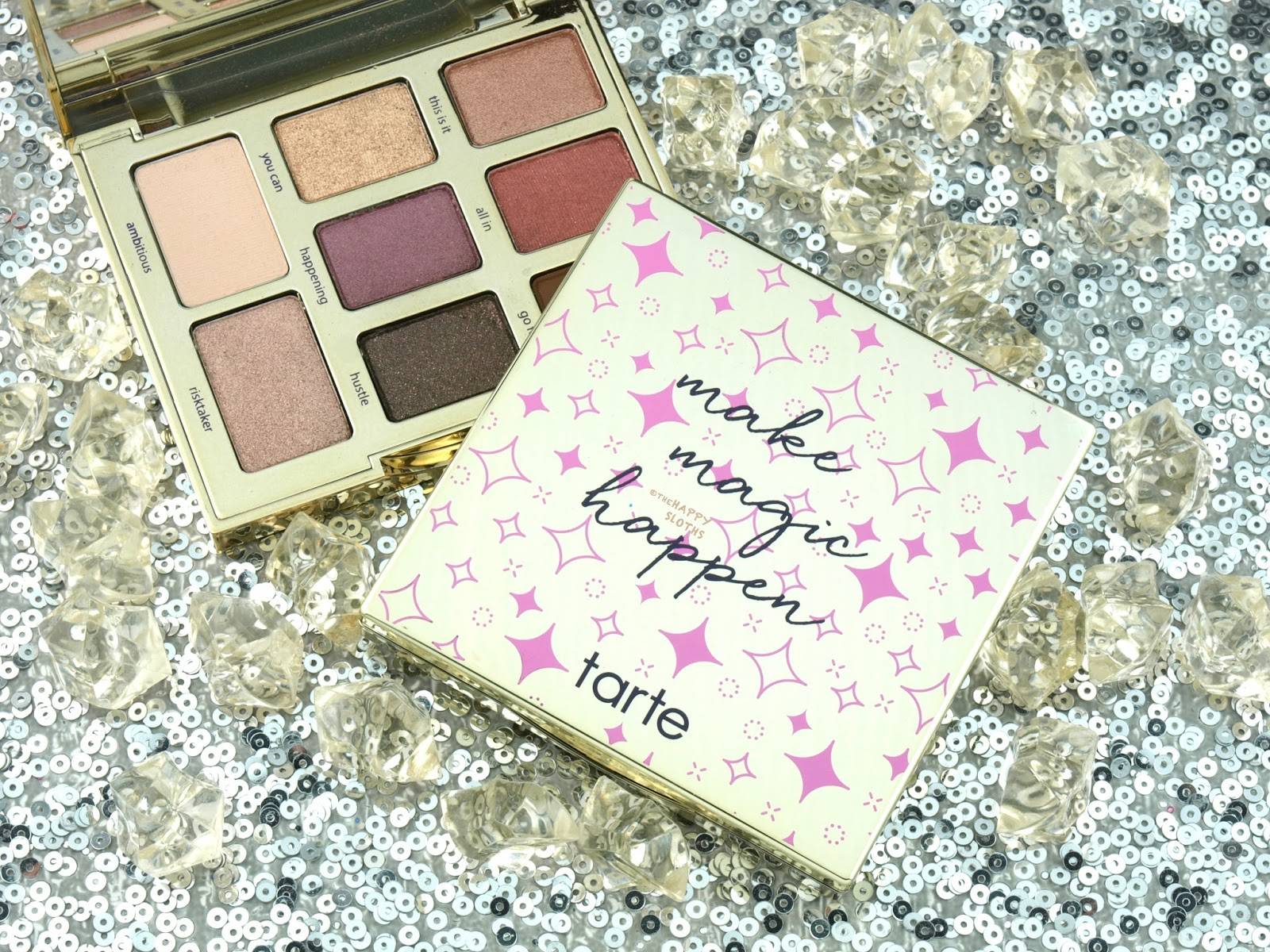 Tarte Make Magic Happen & Dream Big Amazonian Clay Eyeshadow Palettes: Review and Swatches