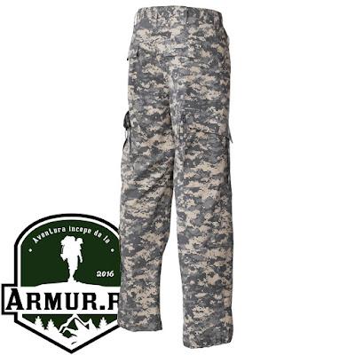 pantaloni armata americana