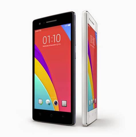 OPPO Mirror 3 : Smartphone Berprosesor 64 Bit
