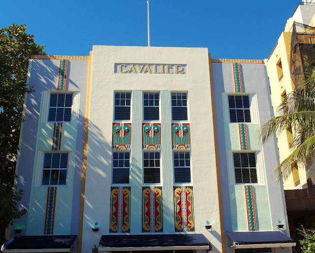 Art Deco i South Beach