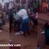 विनेगा में छेड़छाड़ के आरोपी को मैला खिलाया, ये रहा वीडियो