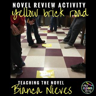 Teaching the novel Bianca Nieve y los 7 torritos - review