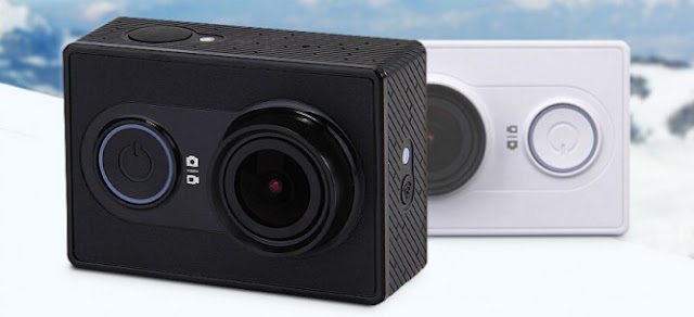 Review Action Cam Xiaomi Yi International  Benar-Benar Sebagai Pesaing GoPro
